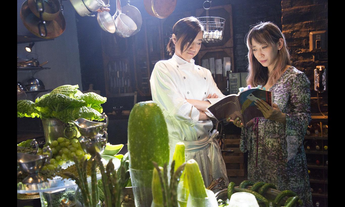 映画『Diner ダイナー』公開記念ナビ番組