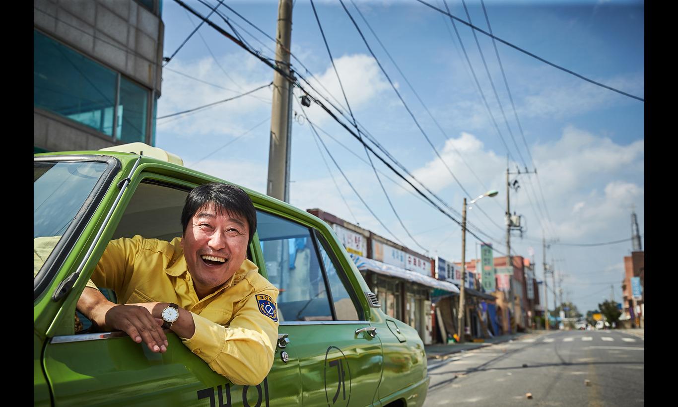 タクシー運転手~約束は海を越えて~