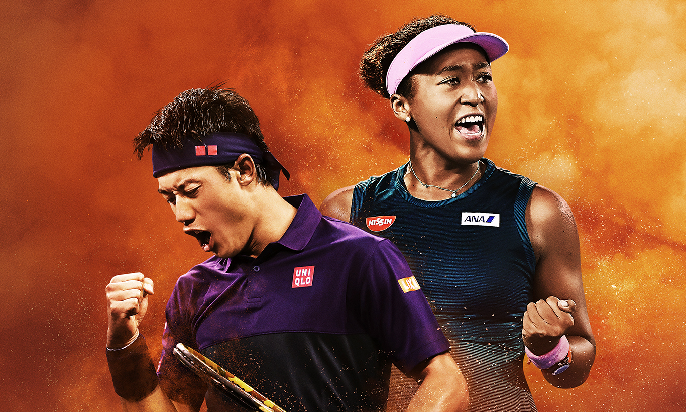 全仏オープンテニス