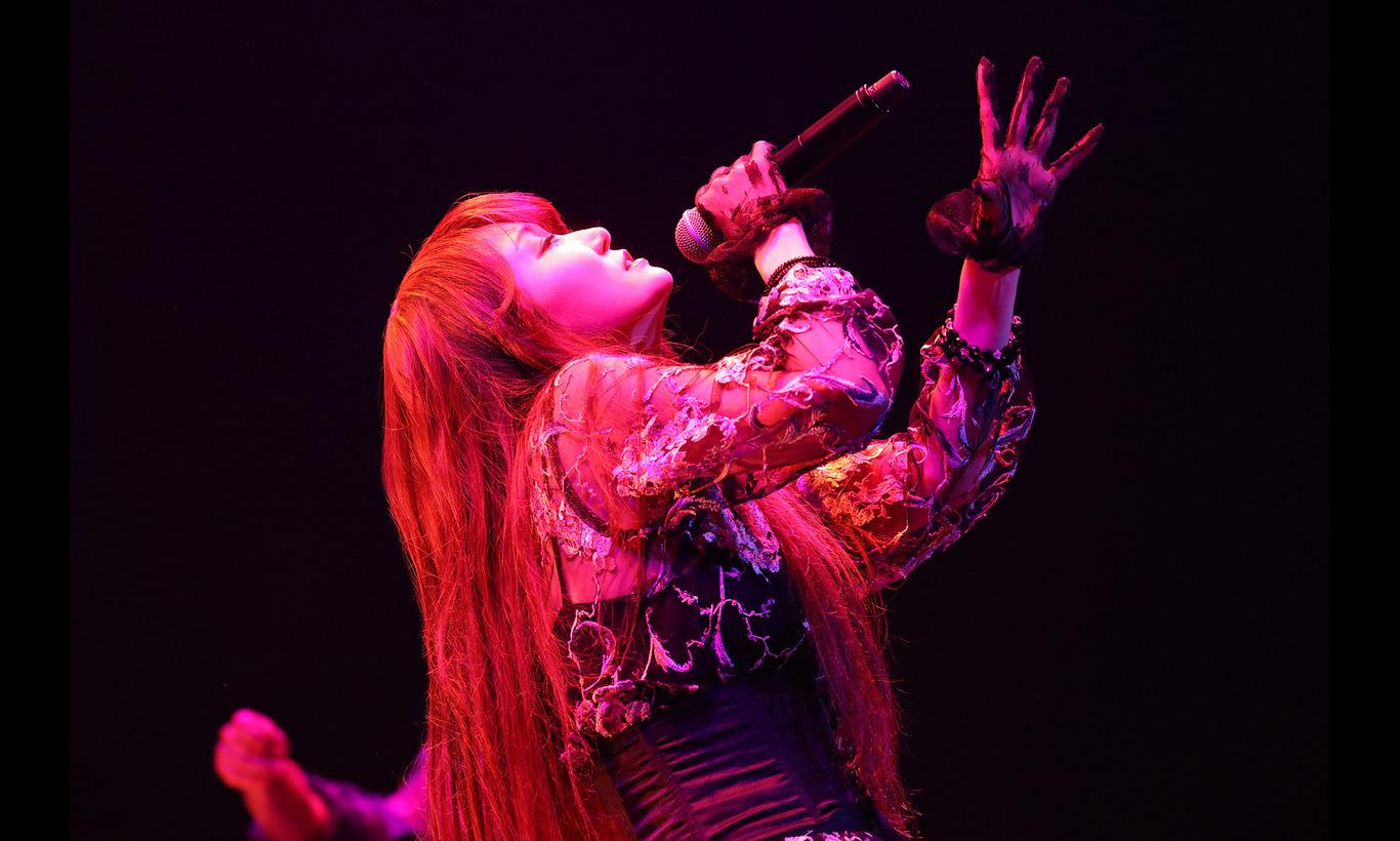 """浜田麻里 The 35th Anniversary Tour """"Gracia"""" at 日本武道館"""