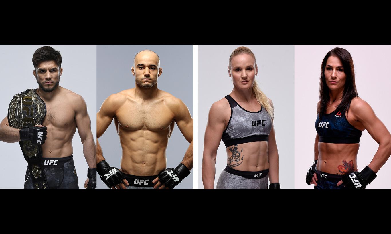 UFC-究極格闘技- UFC238 in シカゴ