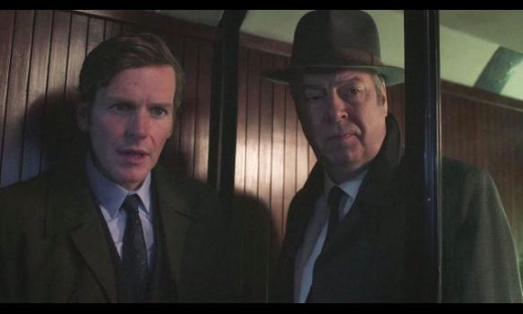 刑事モース~オックスフォード事件簿~/プロモーション映像(30秒)