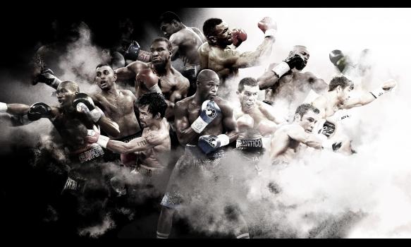 エキサイトマッチ~世界プロボクシング #40 トニー・ハリソンvsジャーメル・チャーロ