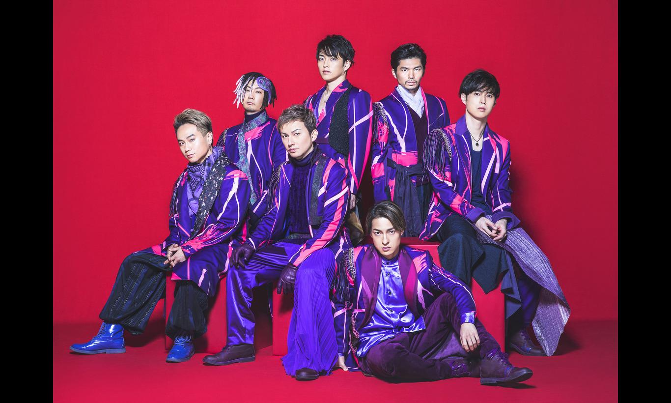 生中継!DA PUMP「LIVE DA PUMP 2019 THANX!!!!!!! FINAL at 大阪城ホール」