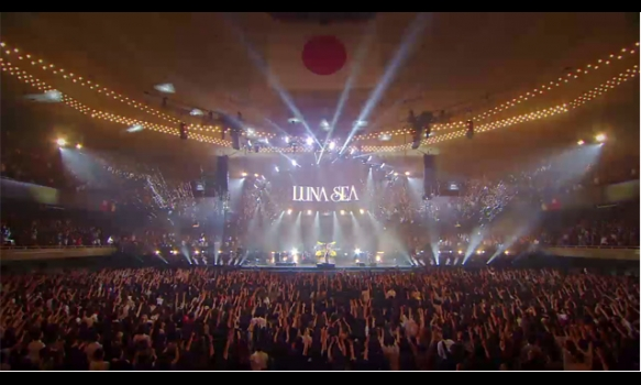 LUNA SEA 結成30周年WOWOWスペシャル/プロモーション映像