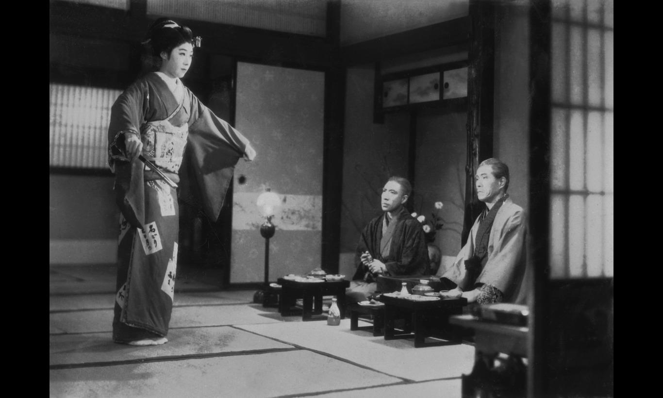 歌行燈(1943)