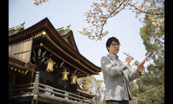 つるさんかめさん~ニッポン算額探訪~ #1 京都・北野天満宮
