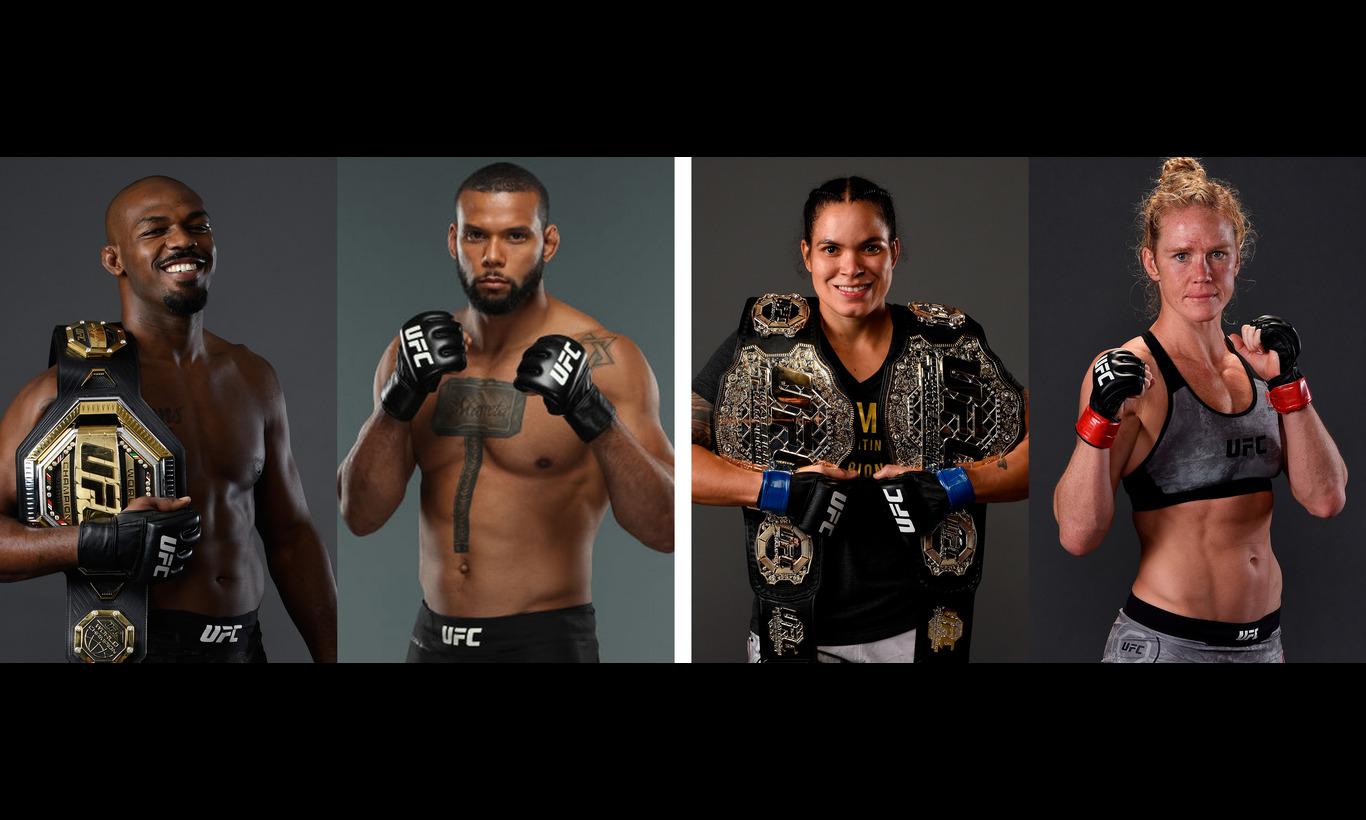 UFC-究極格闘技- UFC239 in ラスベガス