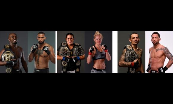 生中継!UFC-究極格闘技-   UFC239 in ラスベガス ダブルタイトルマッチ!絶対的王者ジョーンズと2階級制覇ヌネスが降臨!  UFC240 in カナダ フェザー級タイトルマッチ!フェザー級王者と元ライト級王者の新旧頂上決戦!