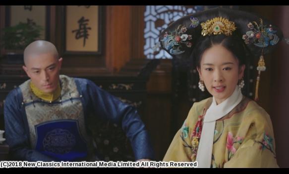 【予告】#15 新妻の妙計/#16 取り戻した信頼 中国宮廷ドラマ「如懿伝(にょいでん)~紫禁城に散る宿命の王妃~」