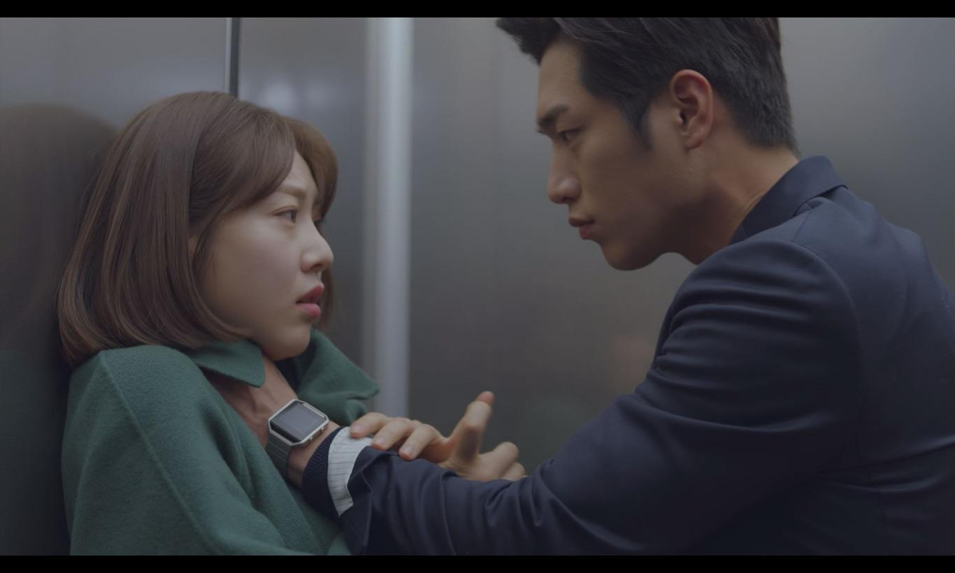 ソ・ガンジュン主演「キミはロボット」