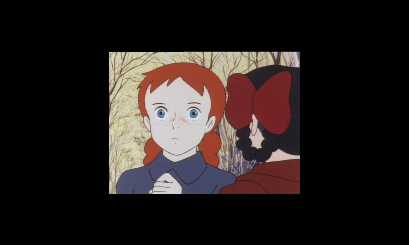 赤毛のアン