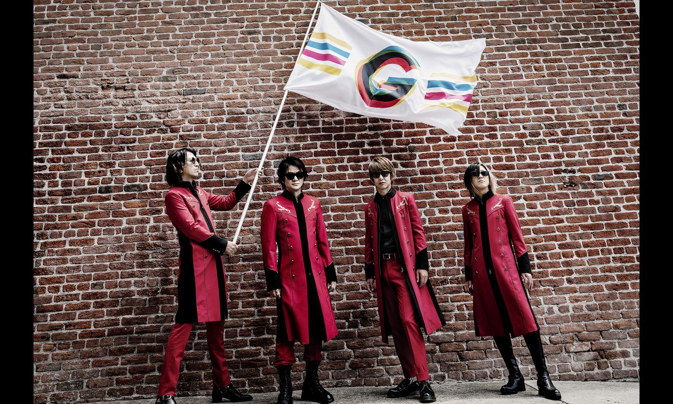 """生中継!GLAY 25th Anniversary""""LIVE DEMOCRACY"""" Powered by HOTEL GLAY"""