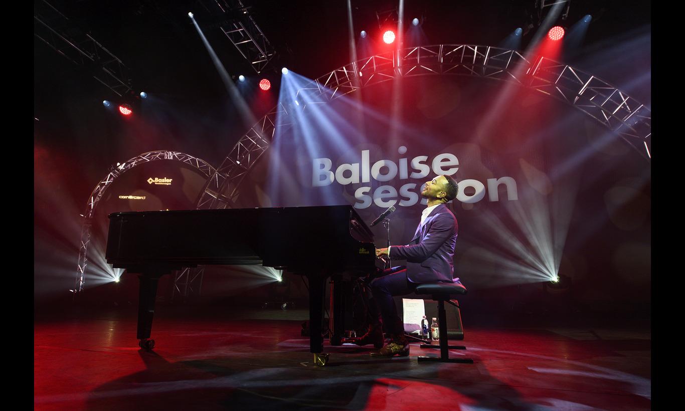 ジョン・レジェンド Baloise Session 2018