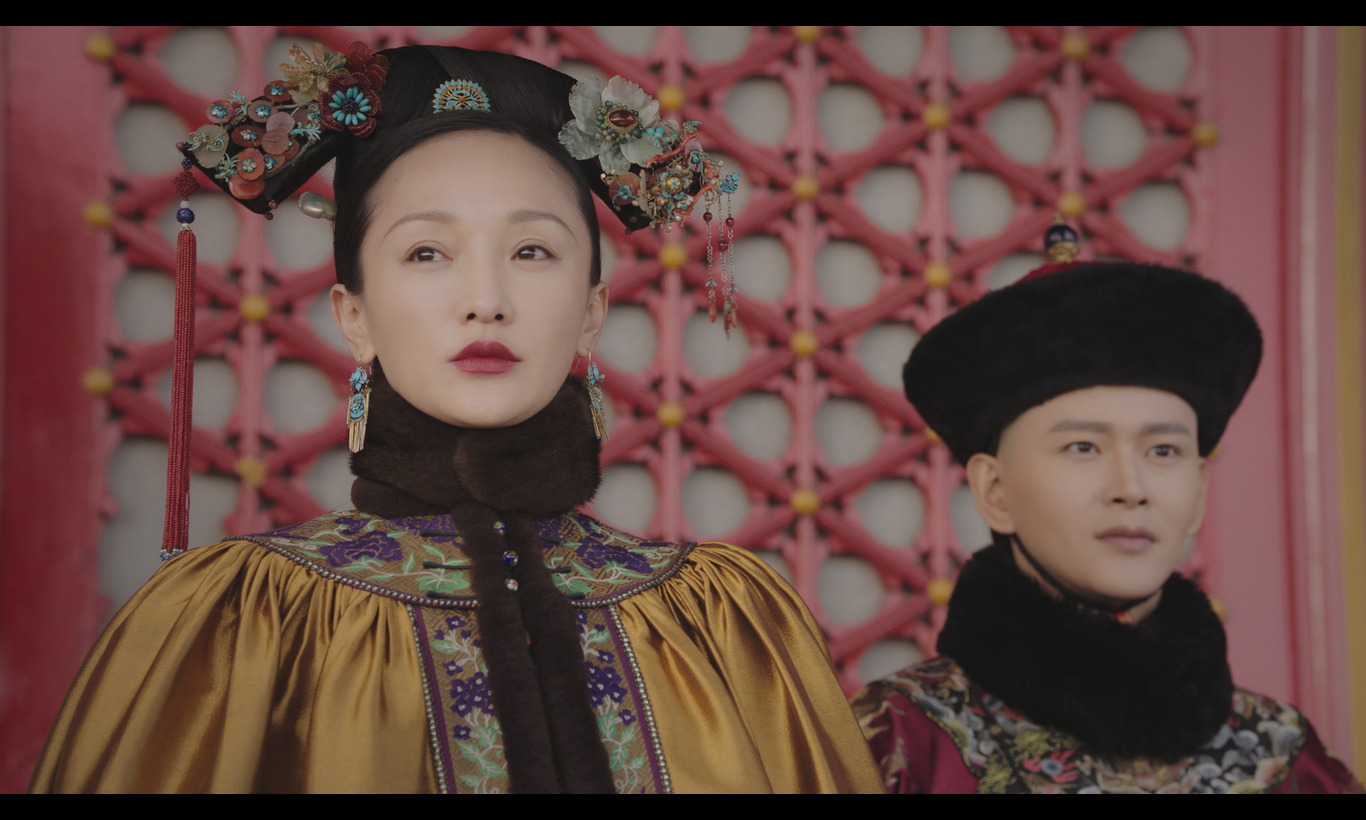 中国宮廷ドラマ「如懿伝(にょいでん)~紫禁城に散る宿命の王妃~」
