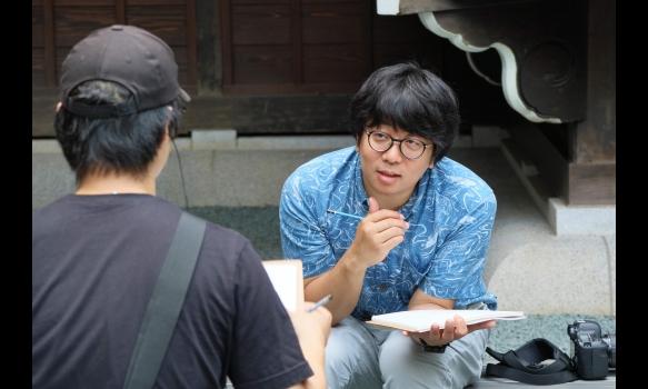 つるさんかめさん~ニッポン算額探訪~ #6 東京・金王八幡宮(こんのうはちまんぐう)