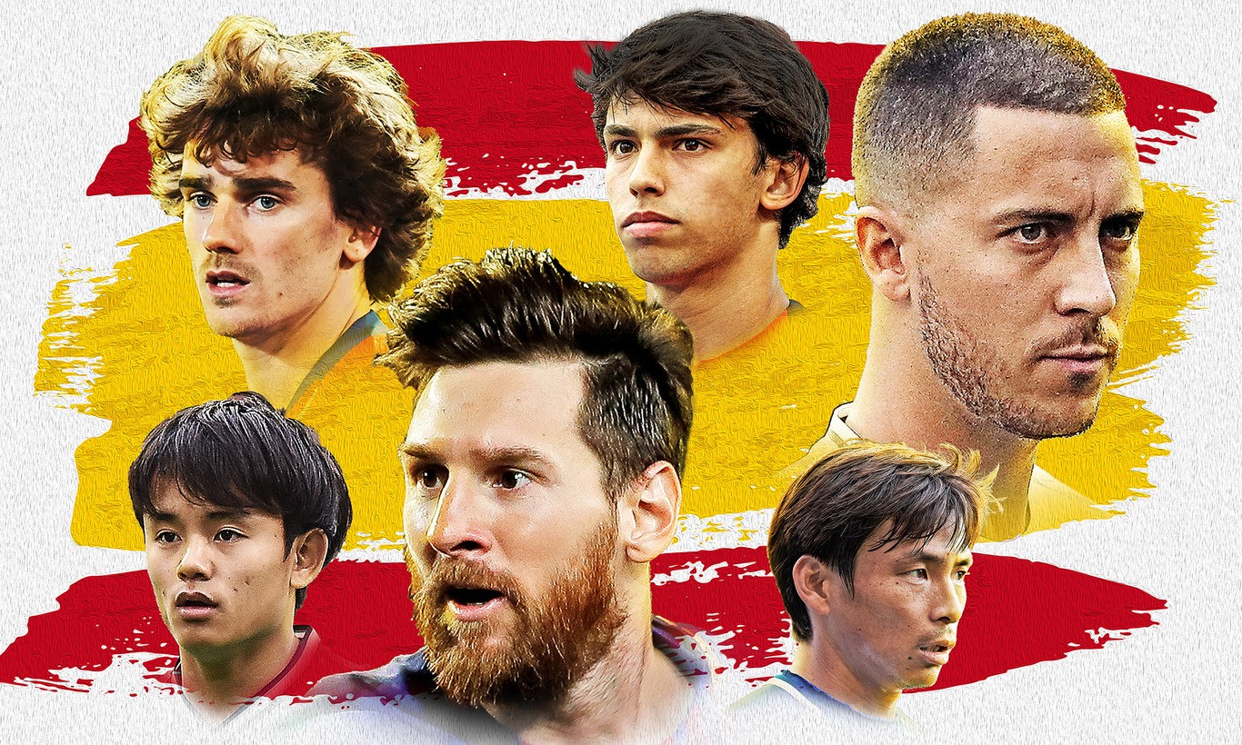 スペインサッカー ラ・リーガ