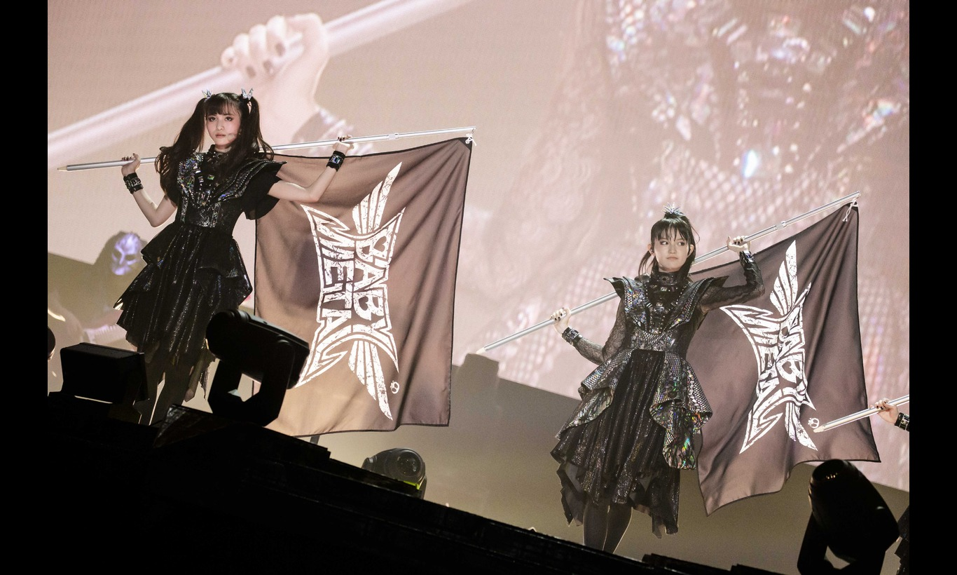 BABYMETAL AWAKENS - THE SUN ALSO RISES -