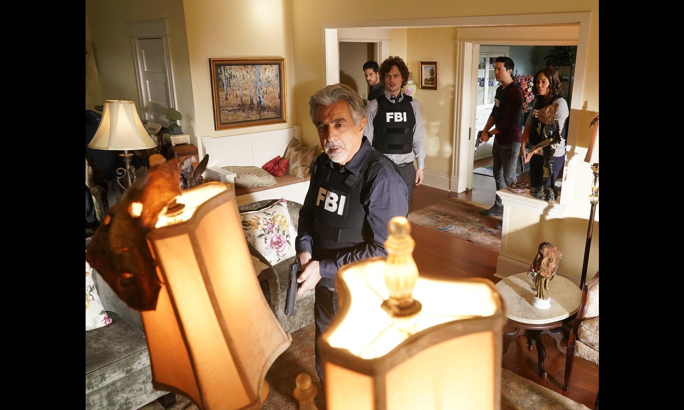 クリミナル・マインド14 FBI行動分析課