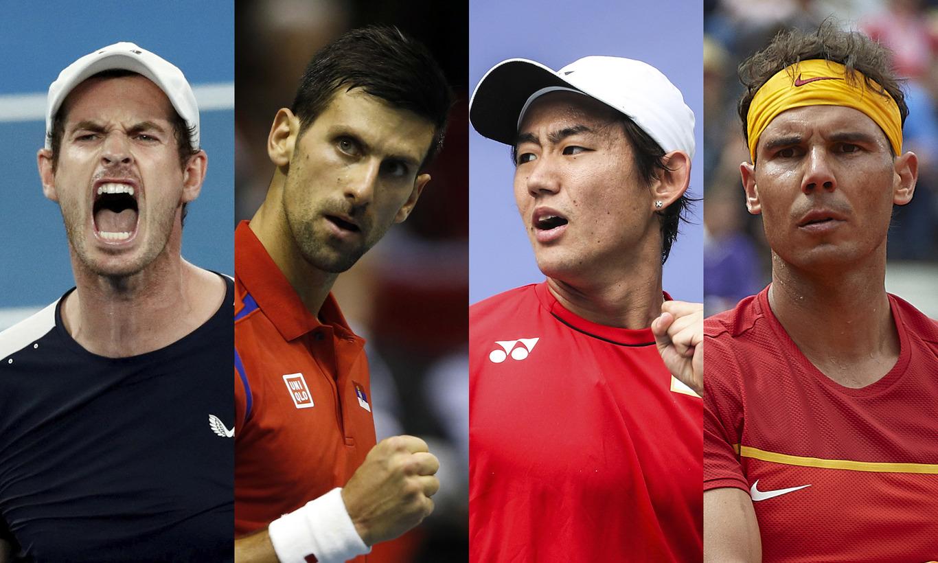 男子テニス国別対抗戦デビスカップ 決勝ラウンド