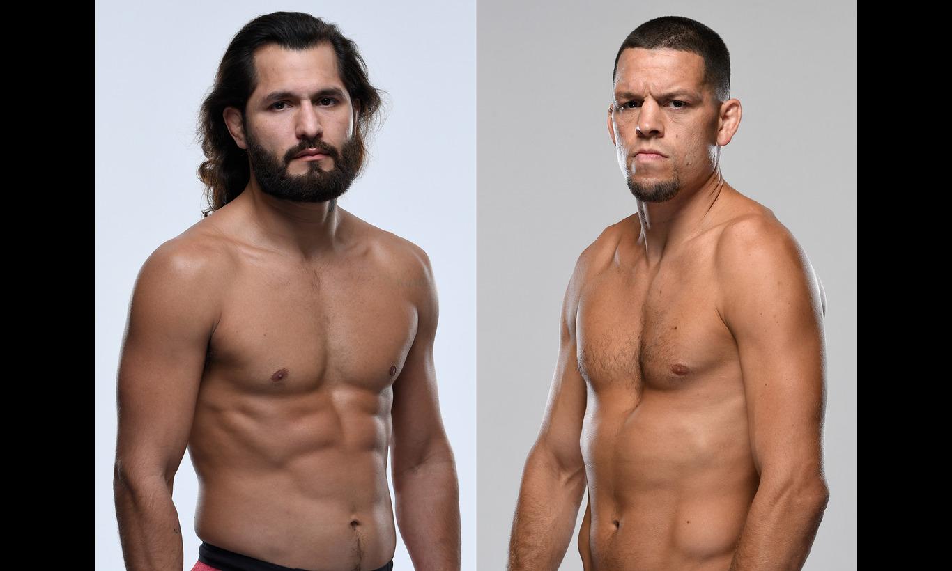 UFC-究極格闘技- UFC244 in ニューヨーク