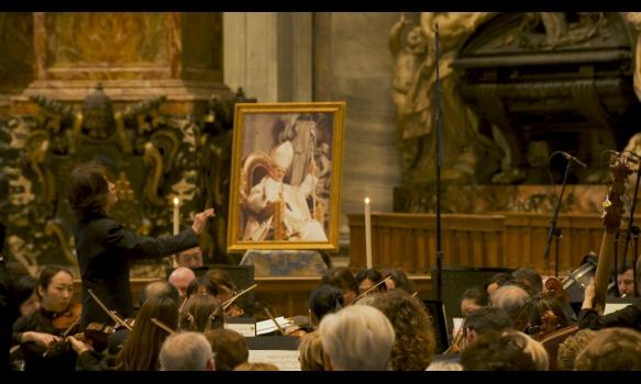第17回 ヴァチカン国際音楽祭 ~3Dオーディオ HPL版~ サン・ピエトロ大聖堂編
