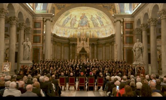 第17回 ヴァチカン国際音楽祭 ~3Dオーディオ HPL版~ サン・パオロ大聖堂編