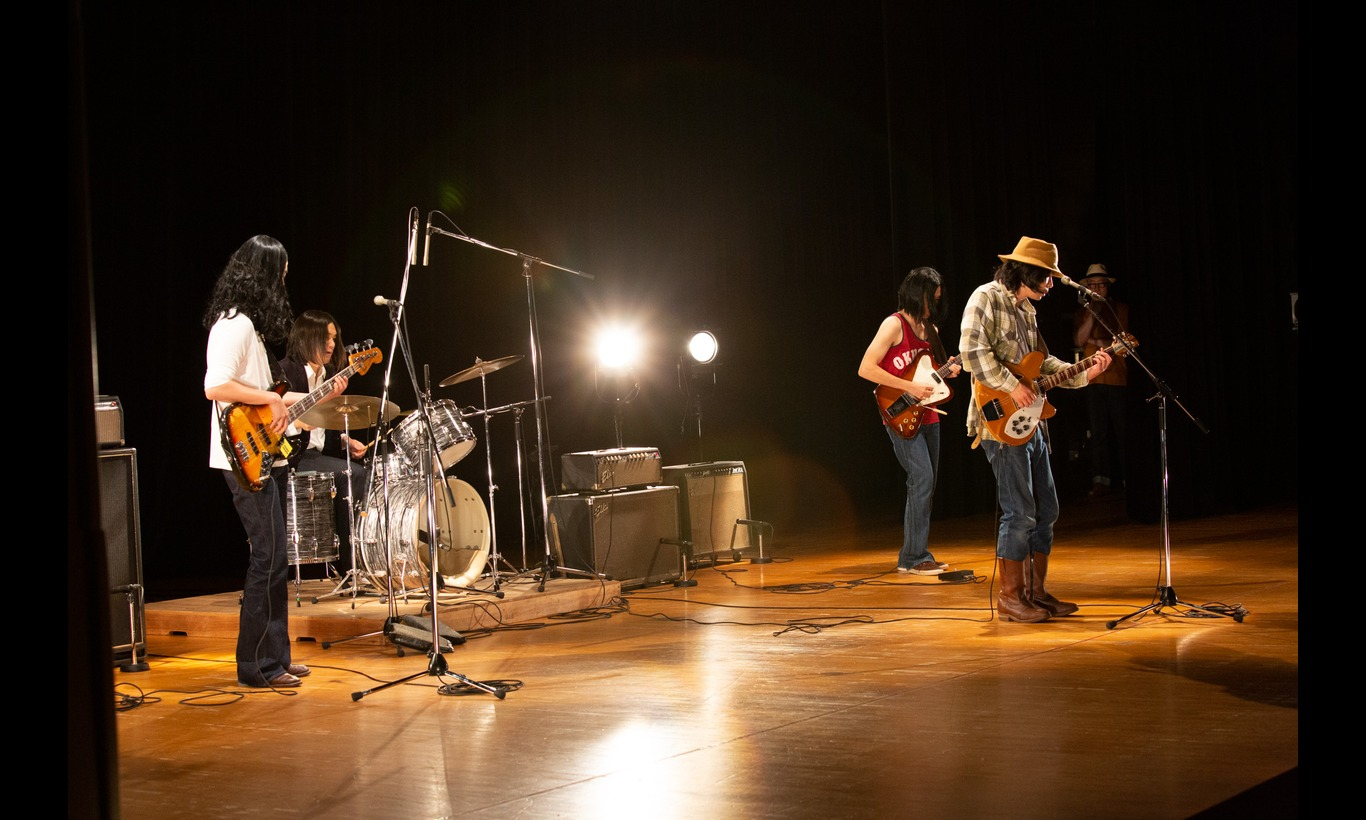 TOKYO ROCK BEGINNINGS -日本語のロックが始まる「はっぴいえんど」前夜-