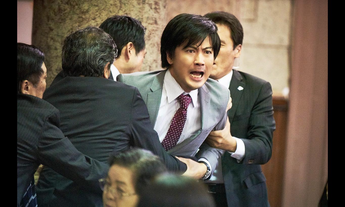 連続ドラマW トップリーグ