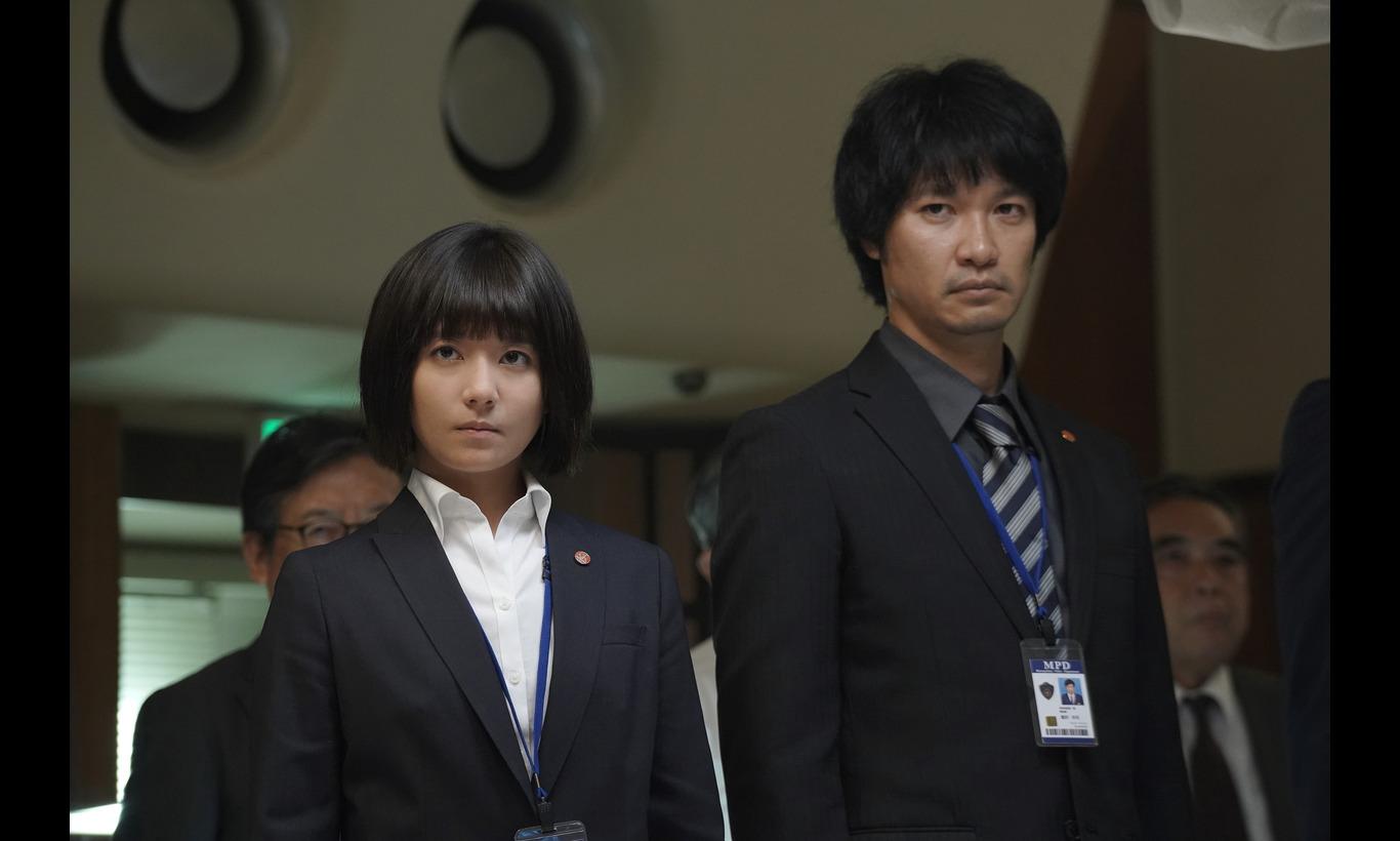連続ドラマW 蝶の力学 殺人分析班