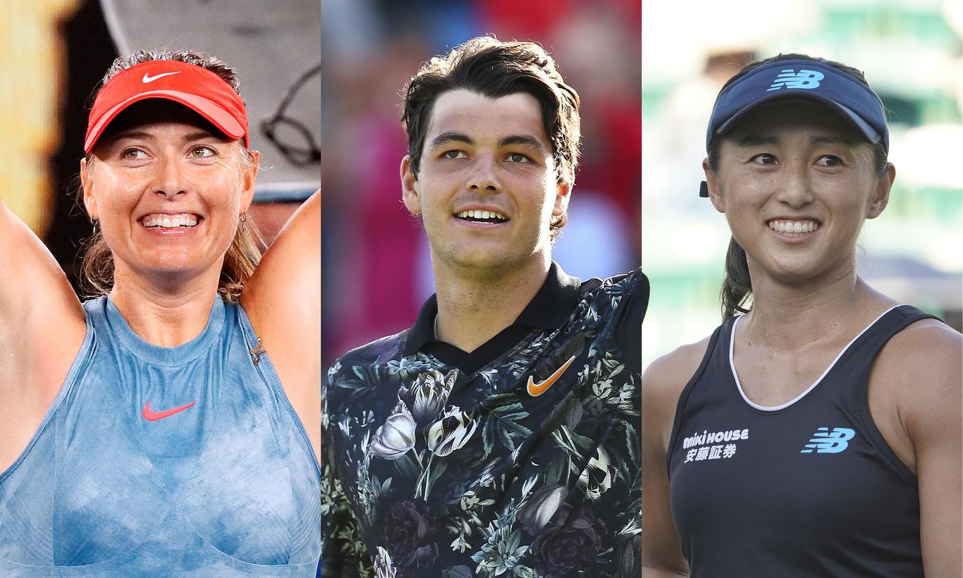 ハワイオープンテニス