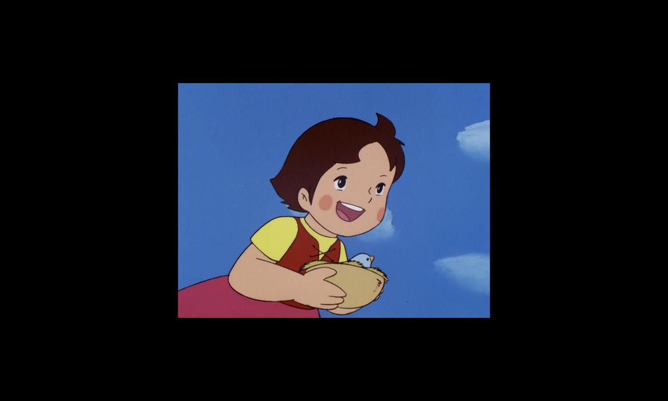 アルプスの少女ハイジ