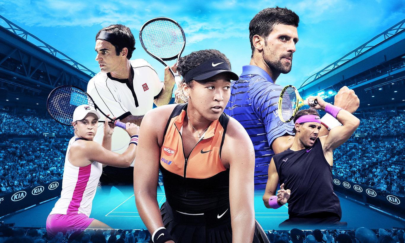 全豪オープンテニス2020 | スポーツ | WOWOWオンライン