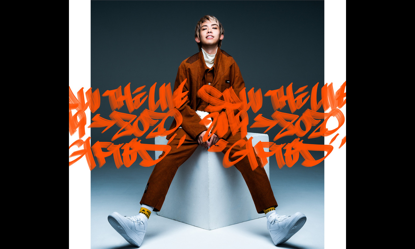 SALU THE LIVE 2019→2020 GIFTED