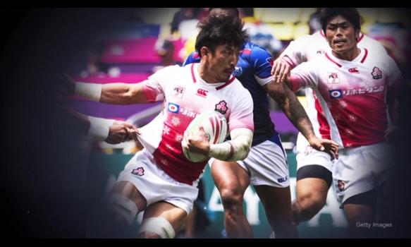 日本代表出場!ワールドラグビー セブンズシリーズ -7人制ラグビー代表戦- 開幕!