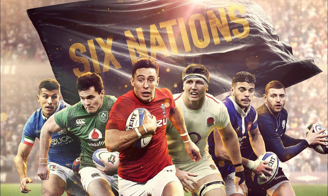ラグビー欧州6カ国対抗戦 シックス・ネーションズ 2020