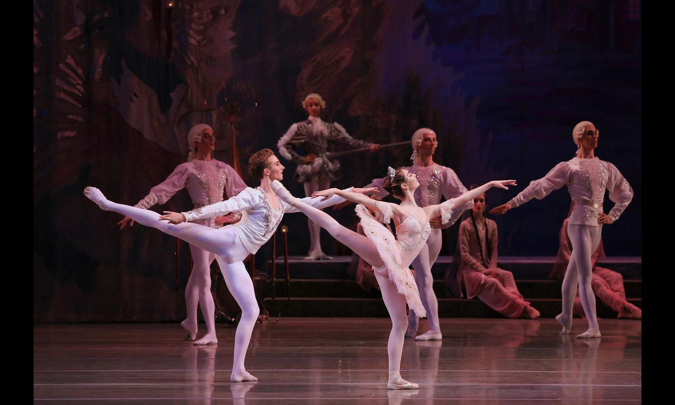 ワガノワ・世界一過酷で美しいバレエ学校の世界