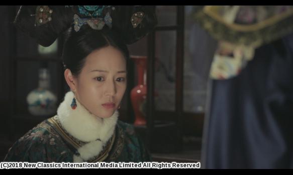 【予告】#79 残された指輪/#80 舟上の誘惑 中国宮廷ドラマ「如懿伝(にょいでん)~紫禁城に散る宿命の王妃~」