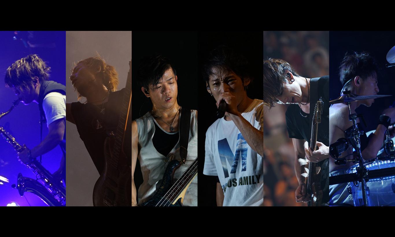 UVERworld LIVE TOUR 2015 KING'S PARADE at Kobe World Hall