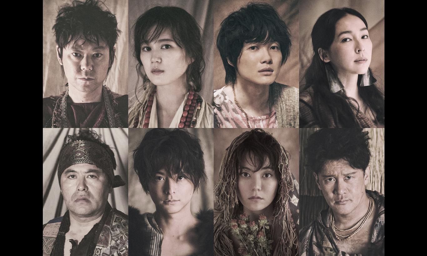 ミュージカル「キレイ―神様と待ち合わせした女―」作・演出 松尾スズキ