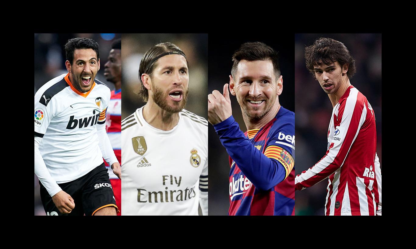 スペインサッカー スーペルコパ 2020