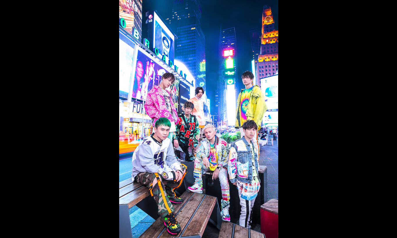 生中継!DA PUMP「LIVE DA PUMP 2020 at 大阪城ホール」