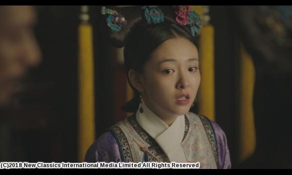 【予告】#83 格格の告発/#84 残された時間 中国宮廷ドラマ「如懿伝(にょいでん)~紫禁城に散る宿命の王妃~」