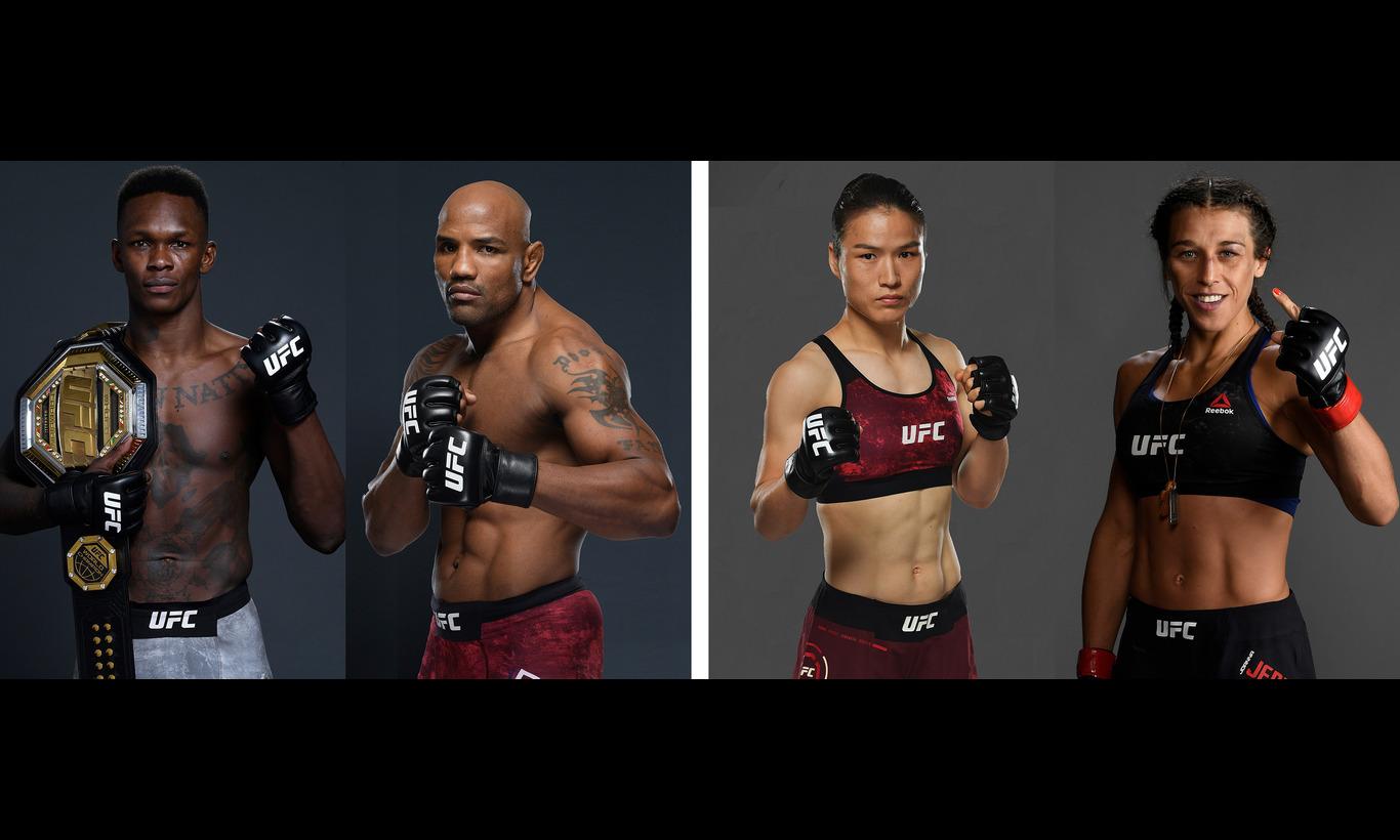 UFC-究極格闘技- UFC248 in ラスベガス