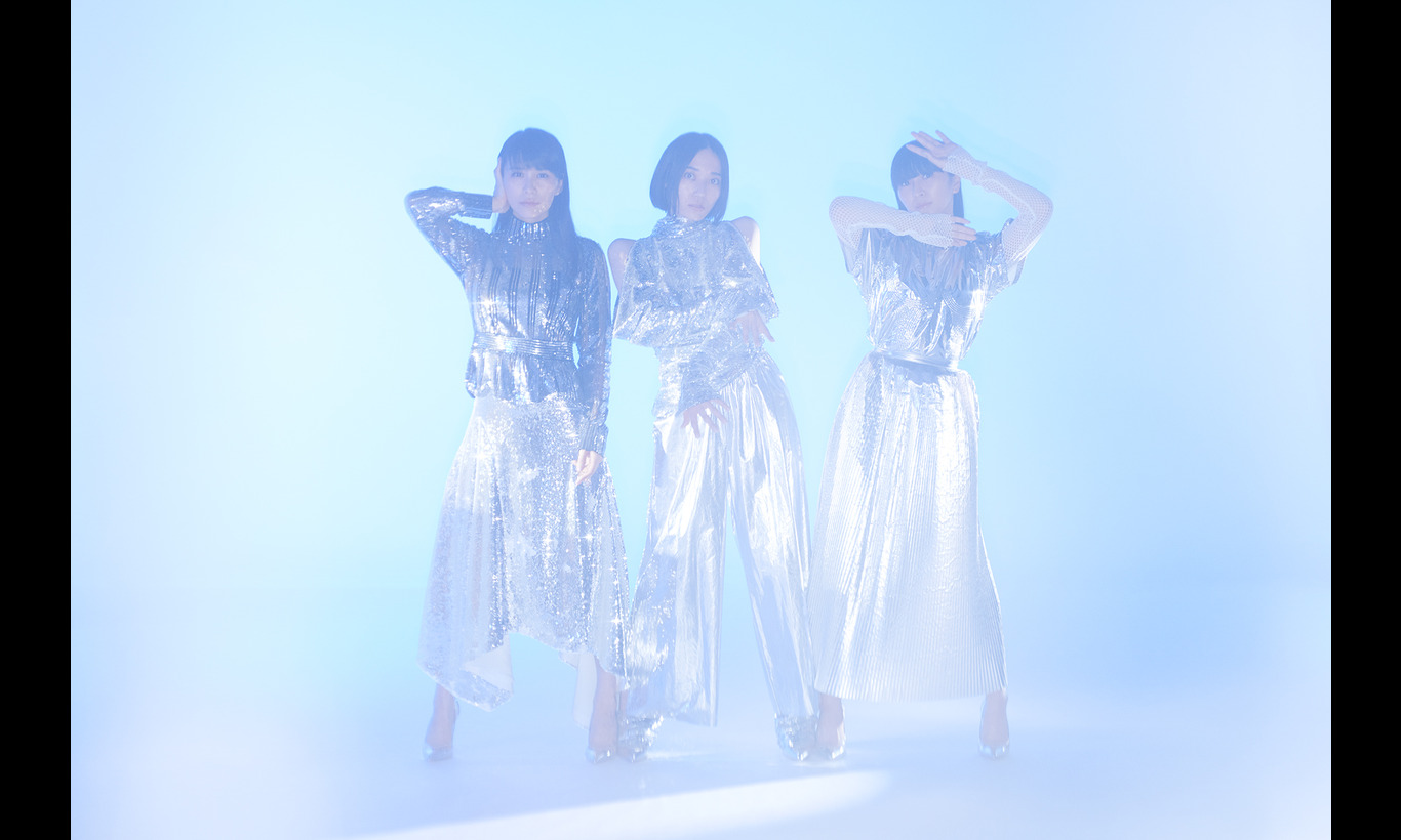 """Perfume 8th Tour 2020 """"P Cubed"""" in Dome"""