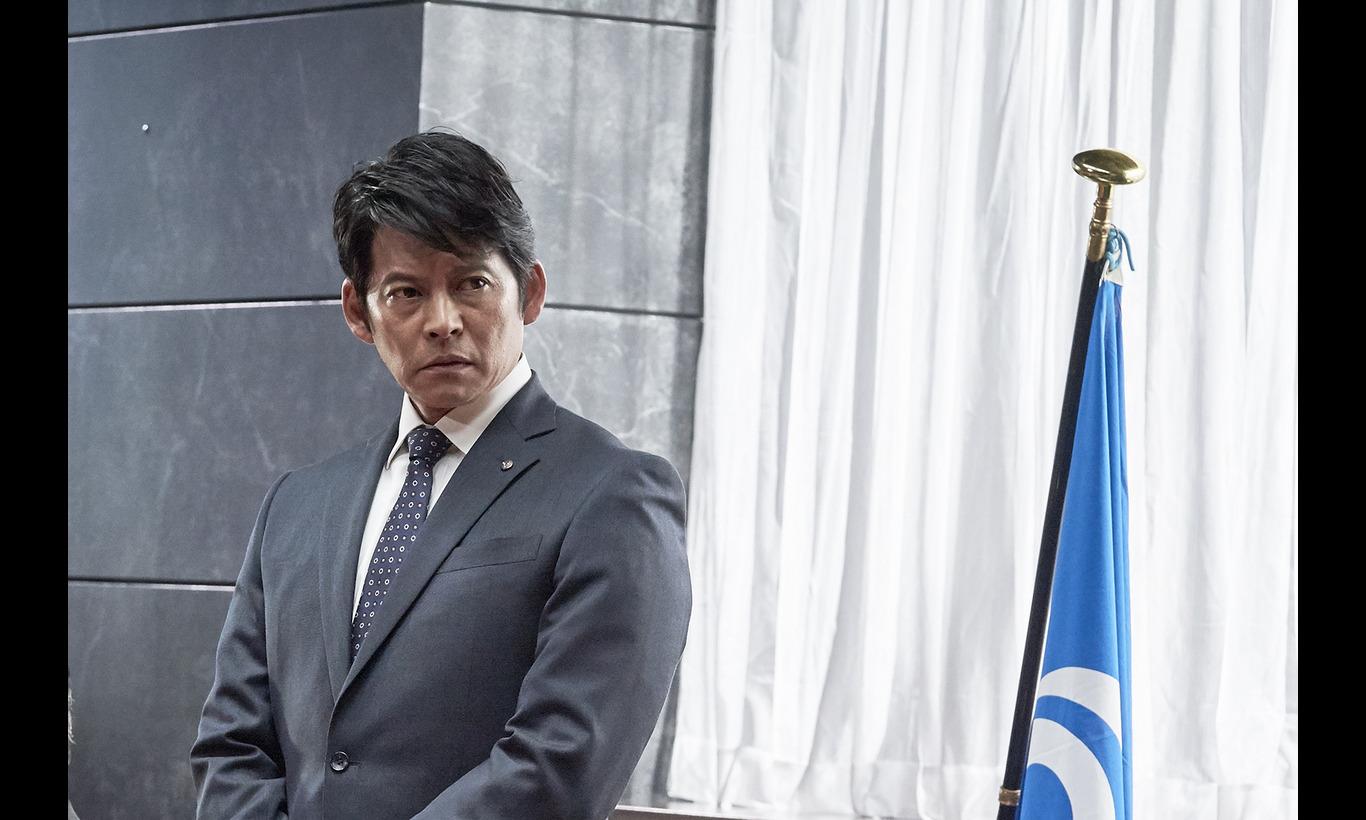 連続ドラマW 頭取 野崎修平