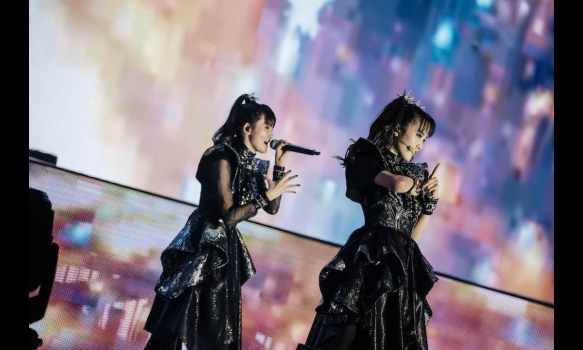 BABYMETAL LEGEND - METAL GALAXY DAY-2