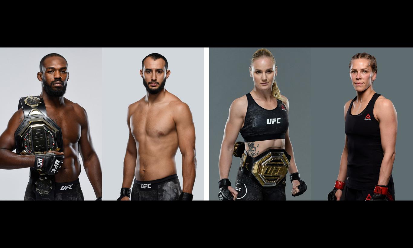 UFC-究極格闘技- UFC247 in ヒューストン