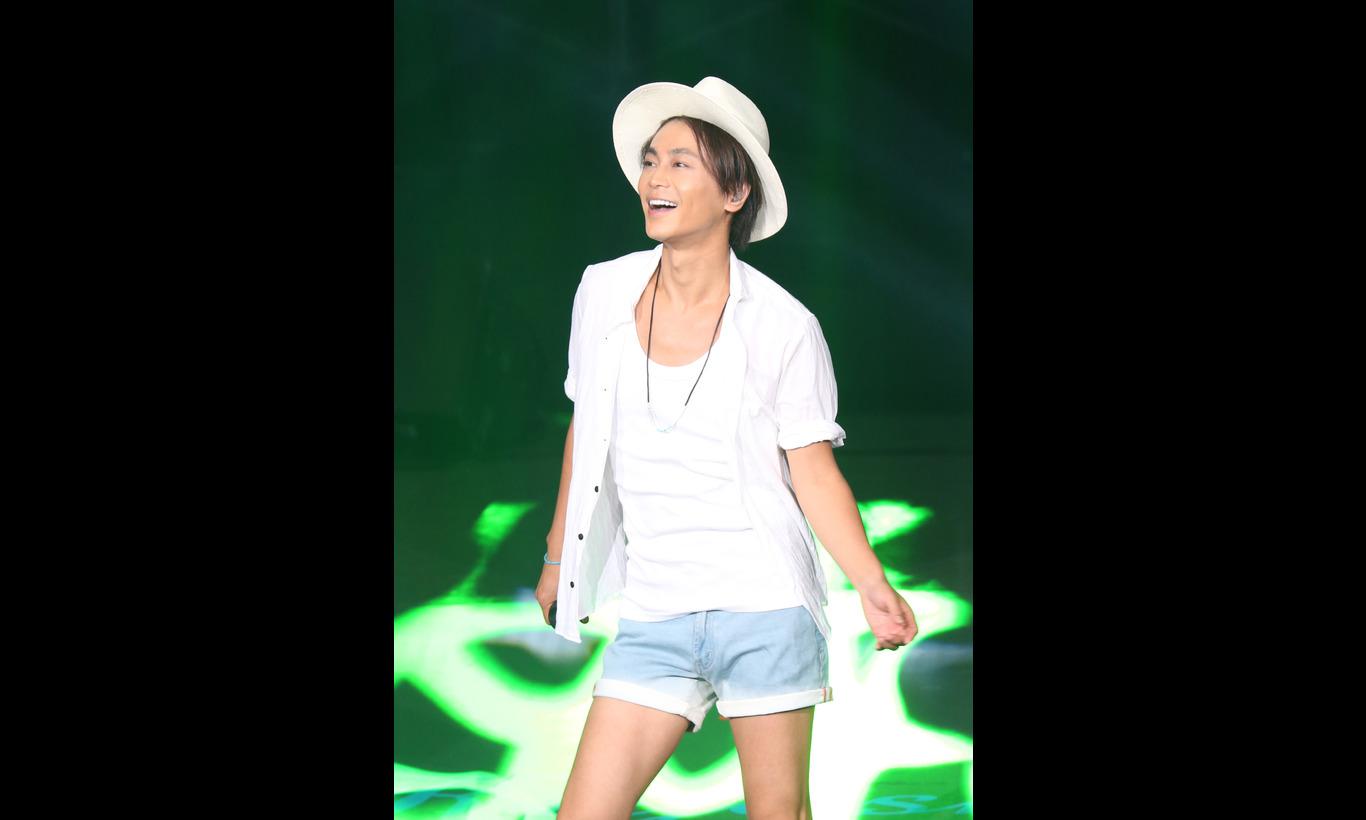 氷川きよし「KIYOSHI special concert 2015 ~KIYOSHI'S SUMMER~」