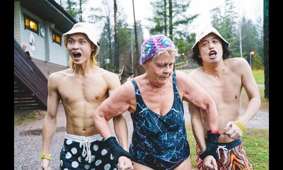 サウナーーーズ ~磯村勇斗とサウナを愛する男たち~ #4 森と湖に囲まれ自然に還るスモークサウナ
